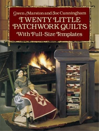 Gwen Marston Twenty Little Patchwork Quilts With Full Size Templates