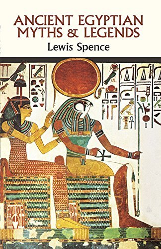 Lewis Spence Ancient Egyptian Myths And Legends Revised