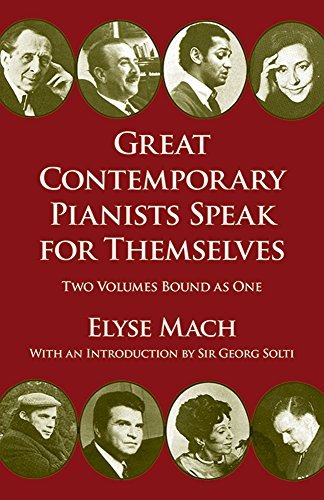 Elyse Mach Great Contemporary Pianists Speak For Themselves Revised