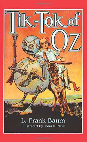 L. Frank Baum Tik Tok Of Oz Revised