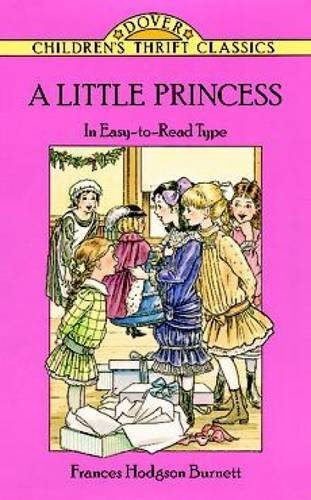 Frances Hodgson Burnett A Little Princess Abridged