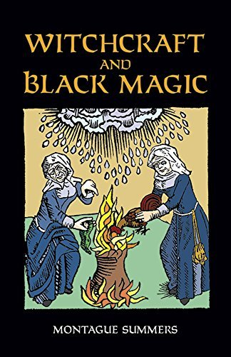 Summers Montague Witchcraft And Black Magic