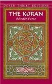 Dover Thrift Editions The Koran Selected Suras