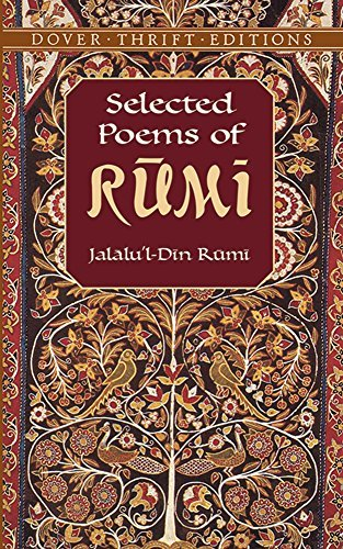 Jalalu'l Din Rumi Selected Poems Of Rumi