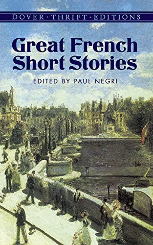Paul Negri Great French Short Stories