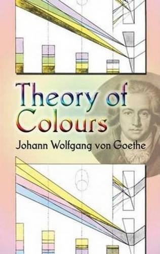 Johann Wolfgang Von Goethe Theory Of Colours