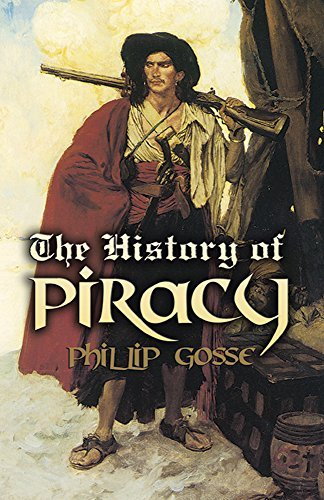 Philip Gosse History Of Piracy The