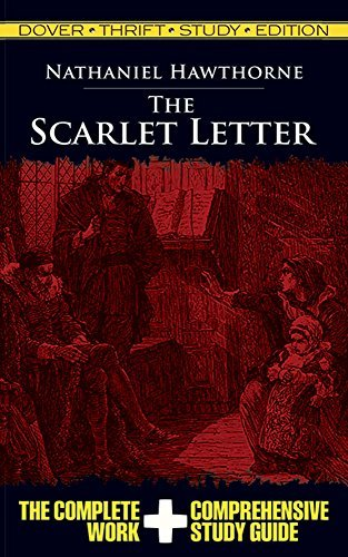 Nathaniel Hawthorne The Scarlet Letter Thrift Study Edition Study