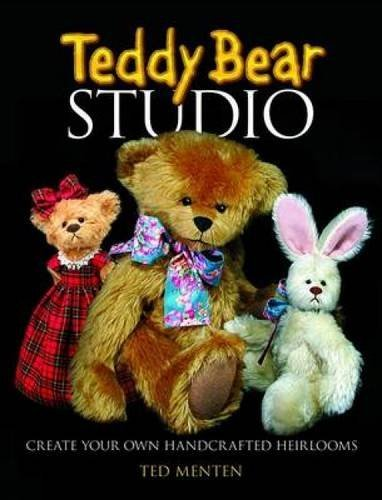 Ted Menten Teddy Bear Studio Create Your Own Handcrafted Heirlooms Green