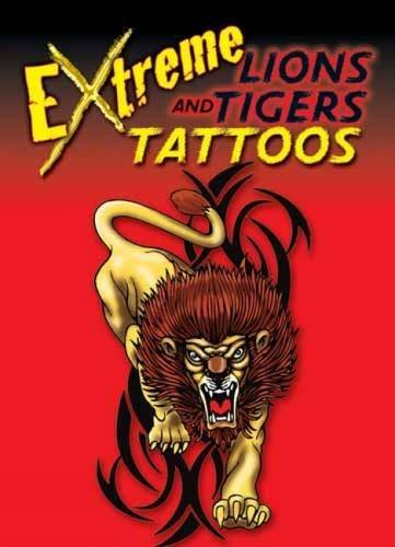 George Toufexis Extreme Lions And Tigers Tattoos