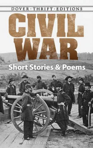 Bob Blaisdell Civil War Short Stories And Poems Green