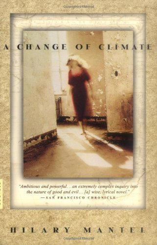 Hilary Mantel A Change Of Climate