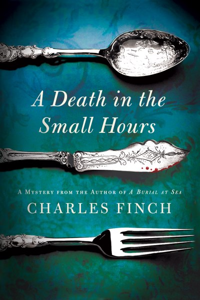 Charles Finch A Death In The Small Hours