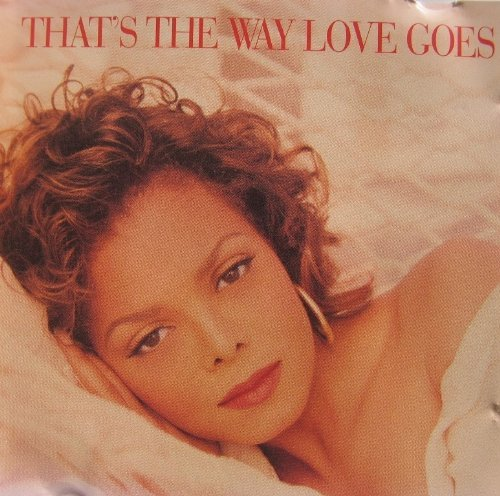 Janet Jackson That's The Way Love Goes