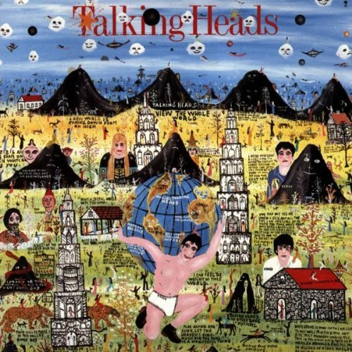 Talking Heads Little Creatures Import Aus