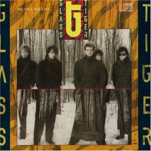 Glass Tiger Thin Red Line Import Can