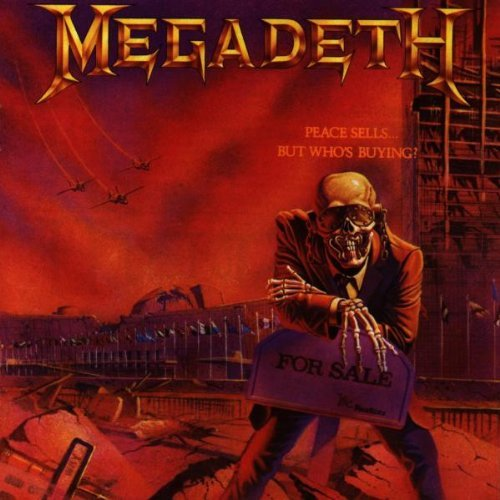 Megadeth Peace Sells But Who's Buying