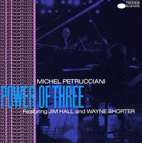Michel Petrucciani Power Of Three Import Eu