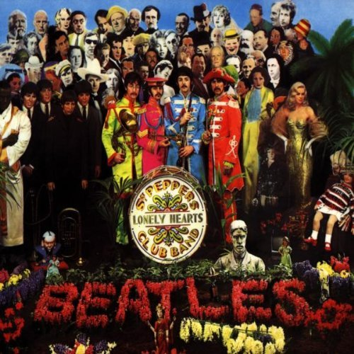 Beatles Sgt. Pepper's Lonely Hearts Cl