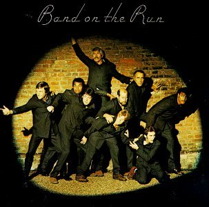 Mccartney Paul & Wings Band On The Run