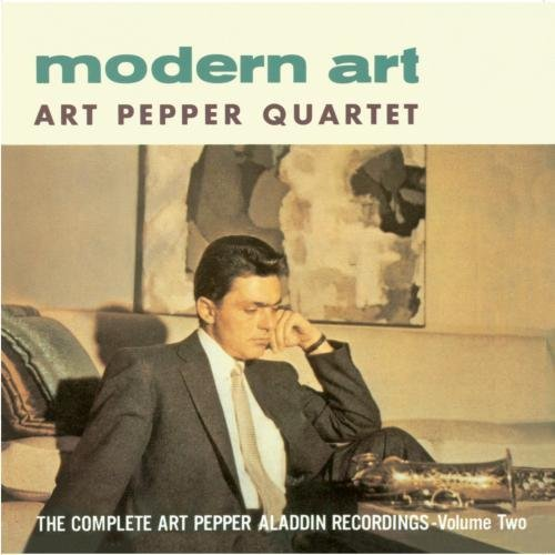 Art Pepper Vol. 2 Modern Art