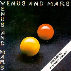 Mccartney Paul & Wings Venus & Mars
