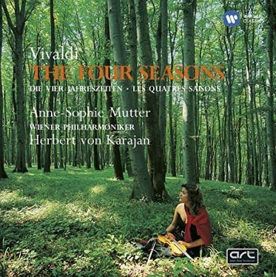 Mutter Karajan Vivaldi The Four Seasons Karajan Vienna Po