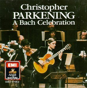 Parkening Bach Celebration Parkening*christopher (gtr) La Co