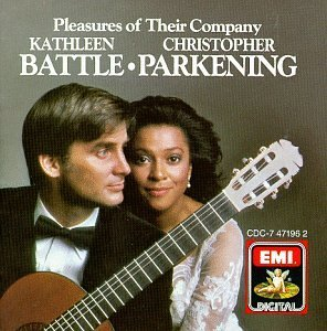 Battle Parkening Pleasures Of Their Company Battle (sop) Parkening (gtr)