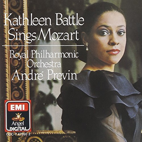 Battle Previn Mozart Arias Battle*kathleen (sop) Previn Royal Po