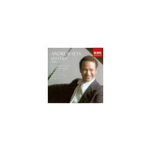 Andre Watts Plays Liszt Album 1 Six Grand Etud