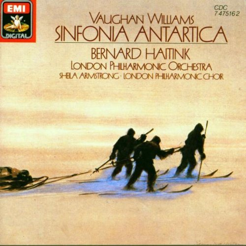 R. Vaughan Williams Sym 7 Armstrong*sheila (sop) Haitink London Phil Choir & Or