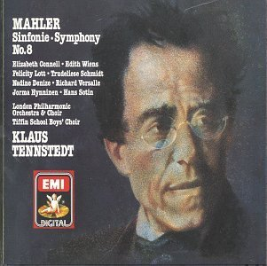 G. Mahler Sym 8 Sym Of A Thousand