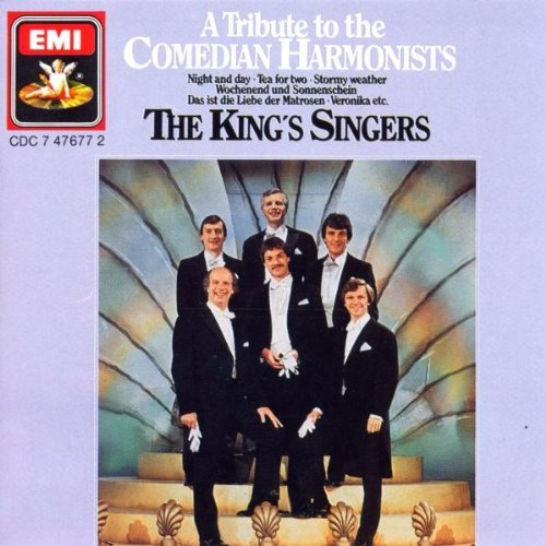 King's Singers Tribute To Comedian Harmonists King's Singers