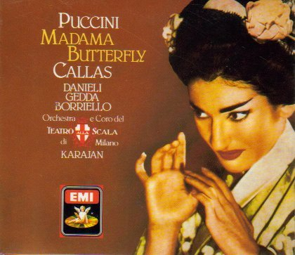 G. Puccini Madama Butterfly