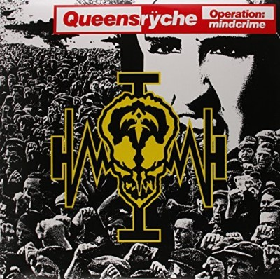Queensrÿche Operation Mindcrime Lmtd Ed.