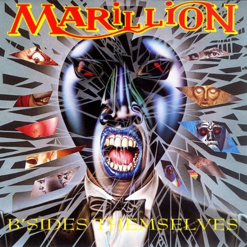 Marillion B'sides Themselves Import Gbr
