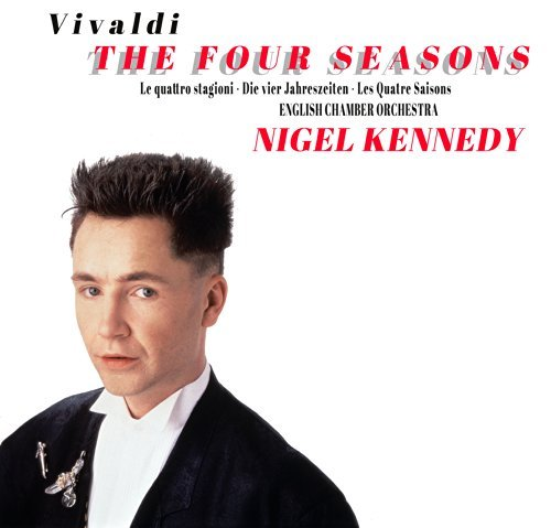 A. Vivaldi Four Seasons Kennedy*nigel (vln) Kennedy English Chbr Orch