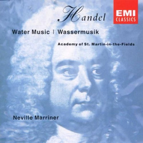G.F. Handel Water Music Marriner Asmf