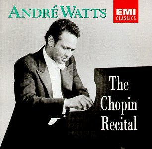 Andre Watts Chopin Recital Watts (pno)