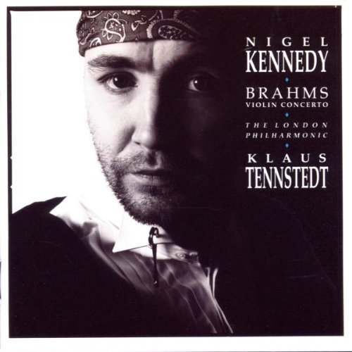 Brahms J. Con Vn Kennedy*nigel (vn) Tennstedt London Po