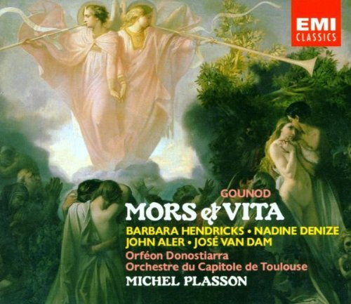 C. Gounod Mors Et Vita 2 CD Set Plasson