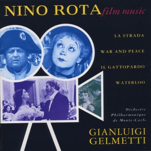 Rota Nino Gelmetti Monte C Music For Film