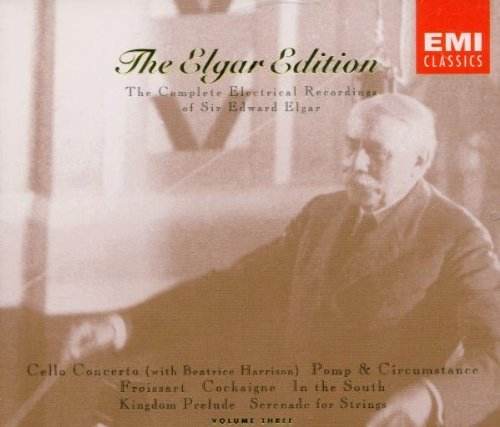 E. Elgar Elgar Edition Vol. 3