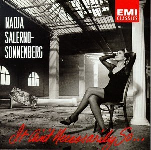Salerno Sonnenberg Nadia It Ain't Necessarily So Salerno Sonnenberg (vn)