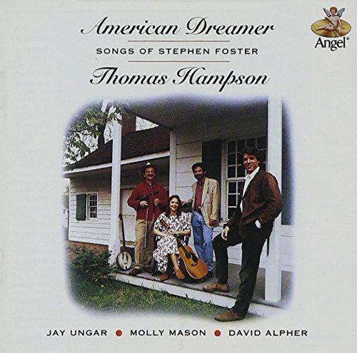 Thomas Hampson Foster American Dreamer Hampson*thomas (bar)