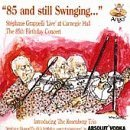 Grappelli Stephane 85 & Still Swinging