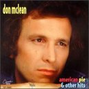 Don Mclean American Pie & Other Hits