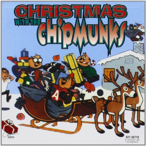 Chipmunks Vol. 1 Christmas With The Chip