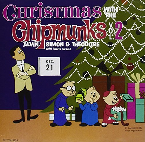 Chipmunks Vol. 2 Christmas With The Chip